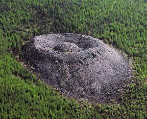 Аномалия – Патомский кратер