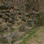 Ольянтайтамбо - технологии строительтсва крепости
