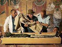 Тайны египетских мумий