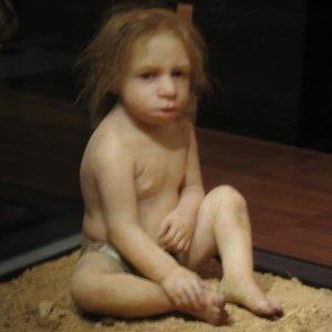 дети неандертальцев