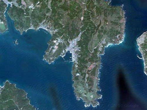 Землетрясение сдвинуло японский полуостров на 5 метров и опустило на 1,2 метра