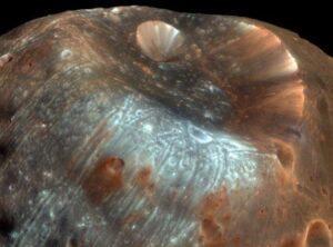 Фобос- искусственная Луна Марса
