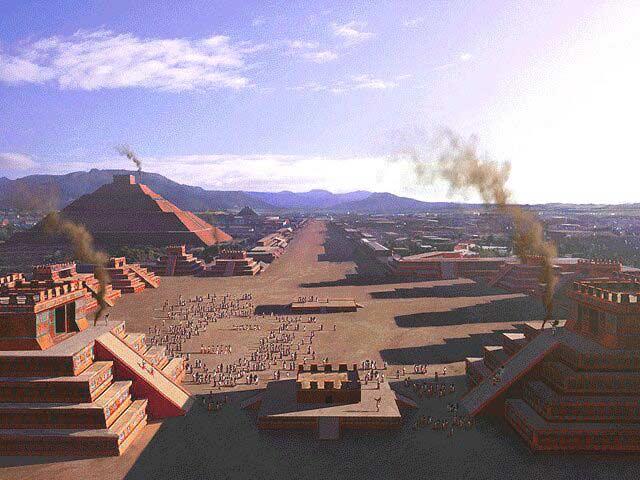 Кто раскроет тайну города Теотиуакана