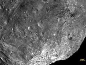 На астероиде Веста кто-то прорыл рудники