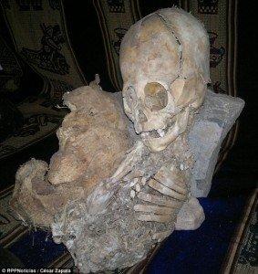перуанская мумия