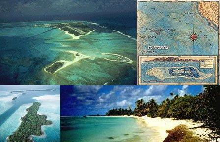 Мистический остров Пальмира