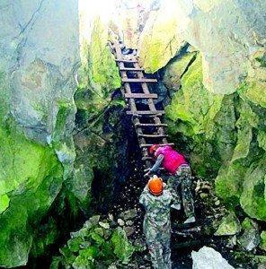 Тайны Кашкулакской пещеры