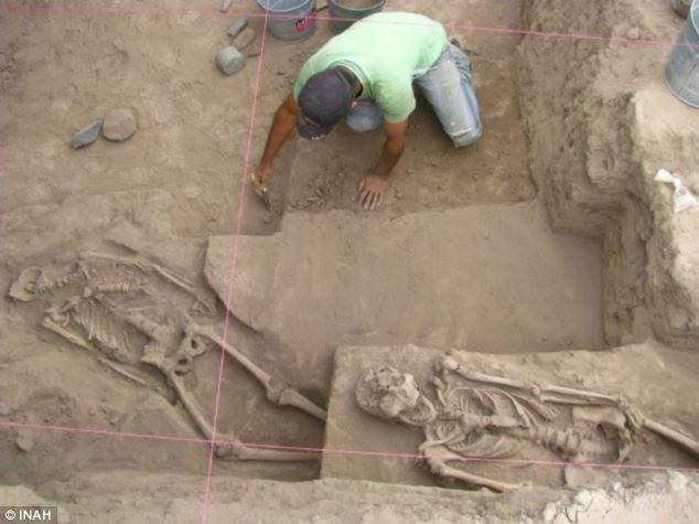 Останки инопланетян найдены в Мексике