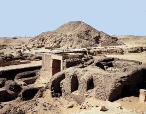 Как строились египетские пирамиды?
