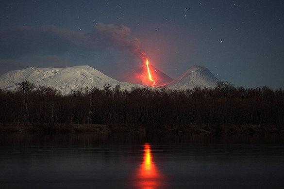 """Как вулкан репетировал """"ядерную зиму"""""""