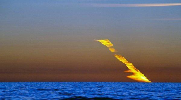 Огненный шар пролетел над Австралией