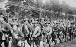 Исчезновение батальона Норфолкского полка