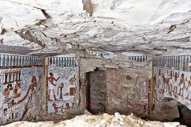 гробница возрастом 3 500 лет