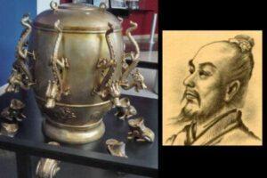 Сейсмический детектор из Древнего Китая