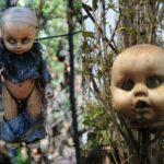 Остров кукол (Мехико, Мексика)