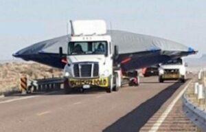Военные в США перевезли НЛО в «Зону 51»
