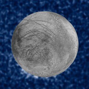 На спутнике Юпитера Европе обнаружены гигантские водяные гейзеры