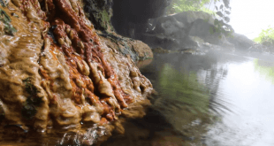 В Перу найдена кипящая река из древних легенд