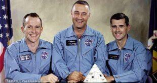 Загадка гибели трех астронавтов в 1967 году