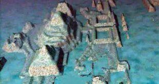 Загадка кубинского подводного города с пирамидами