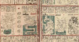 «Книга Народа» древних индейцев Майя