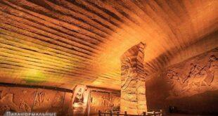 Загадка древних пещер Лунъю