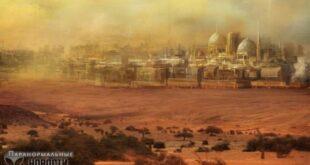 Прекрасный Убар - песчаная Атлантида пустыни