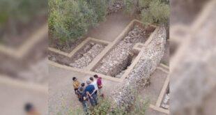 Археологи нашли место появления Иисуса после распятия