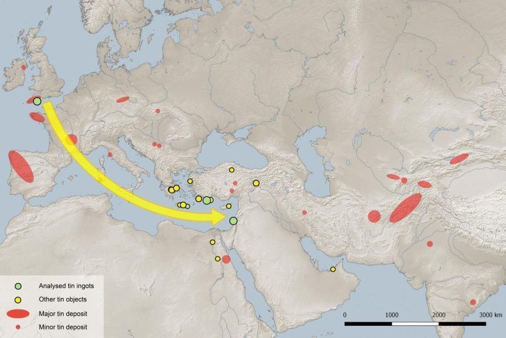 Археологи раскрыли одну из главных тайн бронзового века