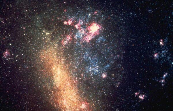 Раскрыта одна из давних тайн Магелланового Облака