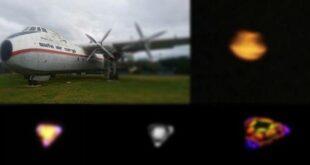 Инцидент в Каикоура. Оцифрована 16мм пленка контакта с НЛО