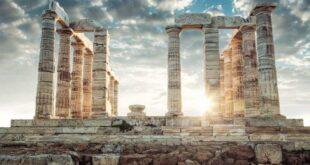 В древнегреческих храмах нашли следы работы неизвестных машин
