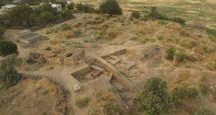 В Турции найден город, брошенный жителями 3650 лет назад