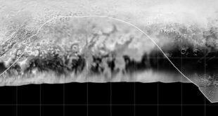 Что скрывает «обратная» сторона Плутона?