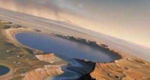 Ученые выяснили, когда на Марсе начали исчезать озера