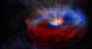 Удивительное открытие вблизи черной дыры