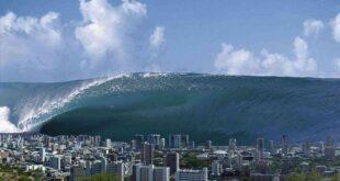 Откуда берутся гигантские волны-одиночки