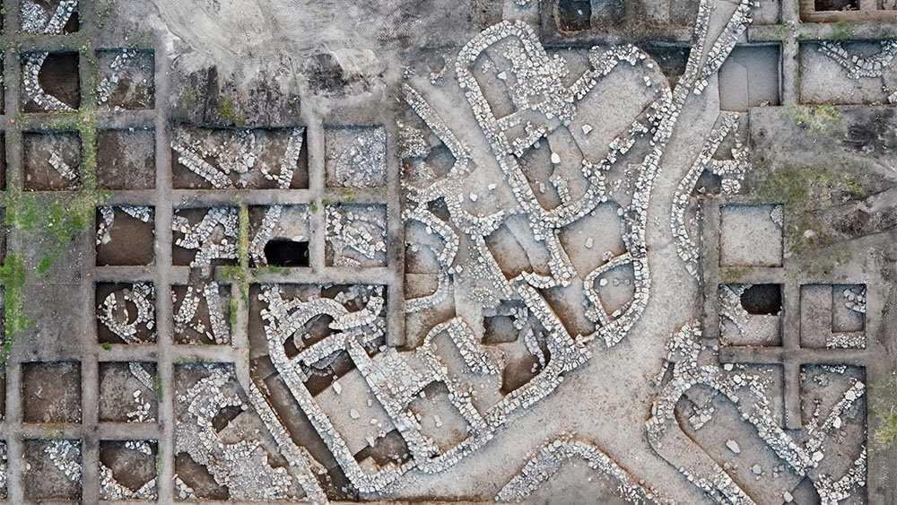 В Израиле археологи нашли руины крупного города, которому больше 5 тысяч лет