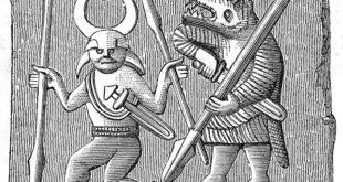 Что делало берсерков неуязвимыми на поле боя?