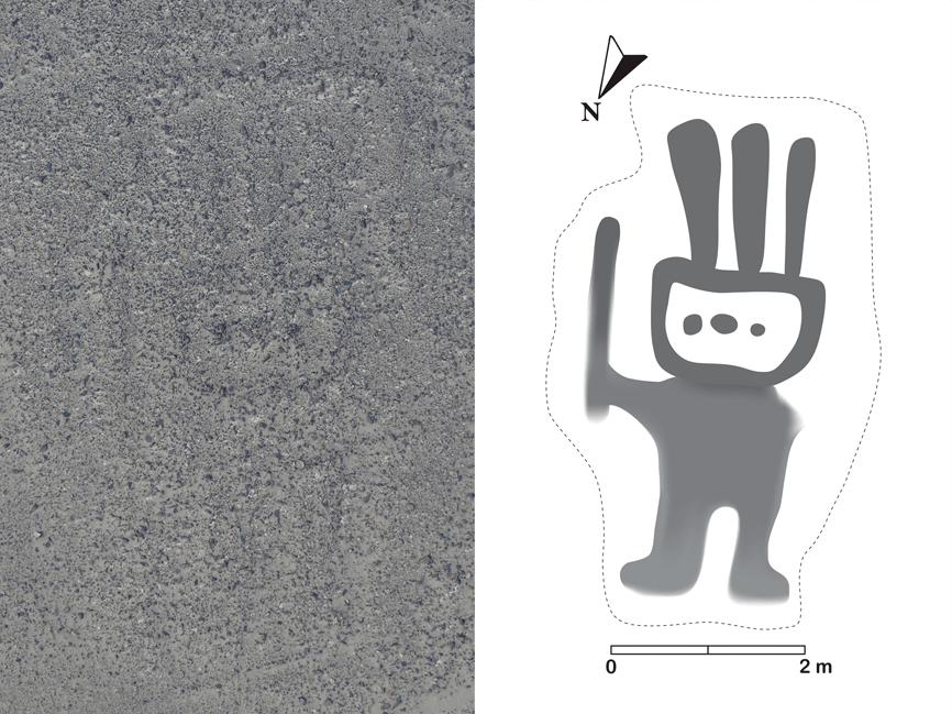 Новые загадочные монстры обнаружены на плато Наска