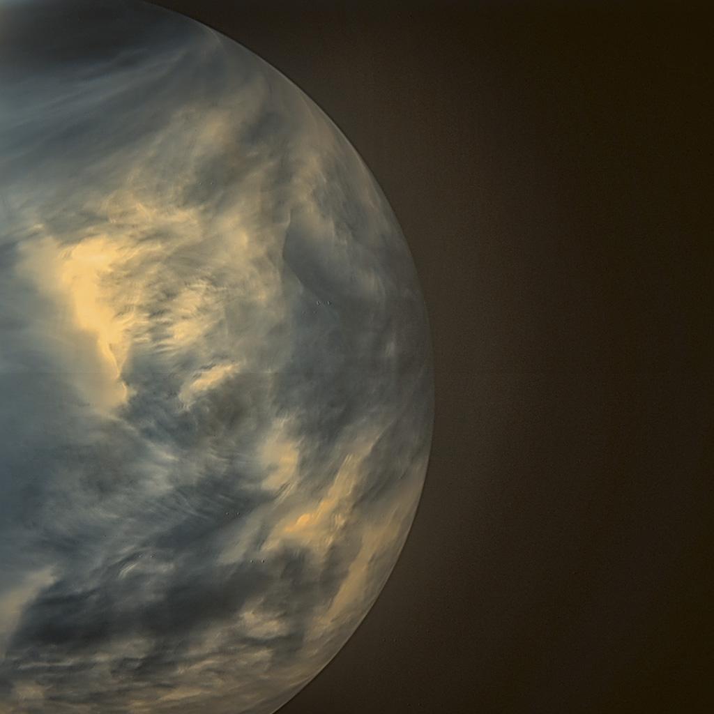 Раскрыта природа «супер-вращения» Венеры