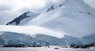 Антарктида уже таяла, но гораздо быстрее