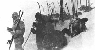 Группа Дятлова погибла от естественных причин