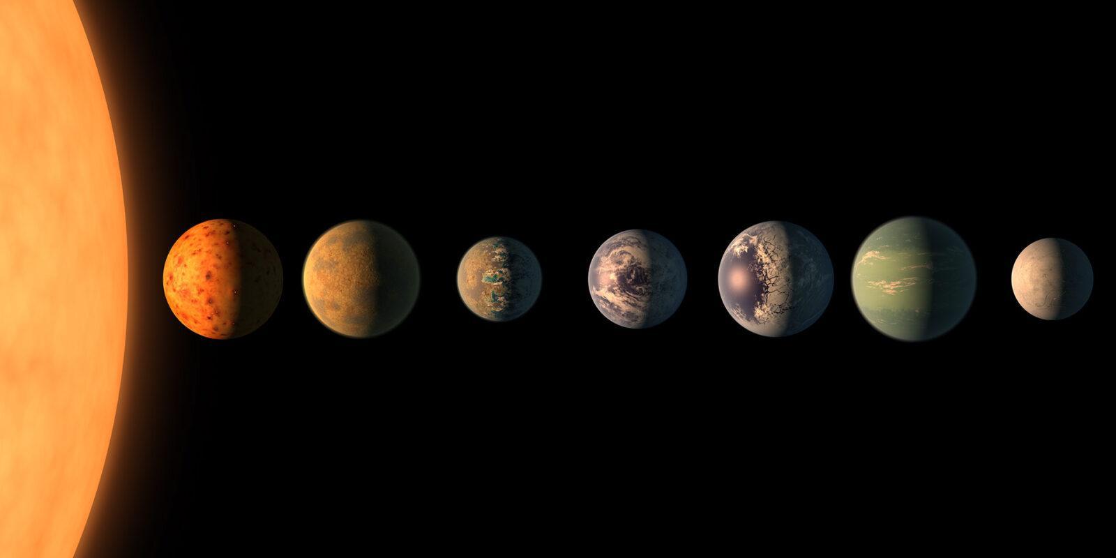 Искусственный интеллект в виде новой модели под названием SPOCK, предсказывает стабильность планетной системы
