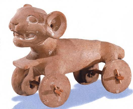 Артефакты Ольмеков