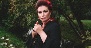 Алена Полынь - легендарная ведьма