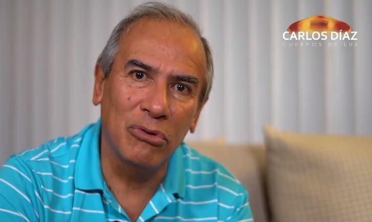 Карлос Диас – человек контактировавший с инопланетянами