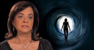 Женщина, которая умерла от рака - вернулась «Из другого измерения»