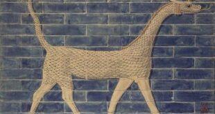 Дракон ворот Иштар: Свидетельство существования древнего Дракона