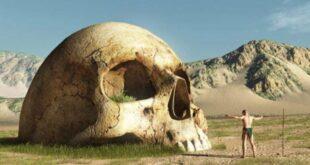 Скелет Река - свидетельство жизни современных людей на Земле более миллиона лет назад
